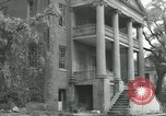 Image of damaged buildings Natchez Mississippi USA, 1939, second 8 stock footage video 65675057886