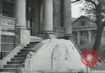 Image of damaged buildings Natchez Mississippi USA, 1939, second 10 stock footage video 65675057886