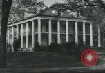Image of Melrose estate Natchez Mississippi USA, 1939, second 2 stock footage video 65675057887