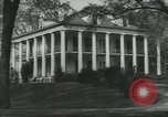 Image of Melrose estate Natchez Mississippi USA, 1939, second 6 stock footage video 65675057887