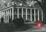 Image of Melrose estate Natchez Mississippi USA, 1939, second 8 stock footage video 65675057887