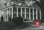 Image of Melrose estate Natchez Mississippi USA, 1939, second 9 stock footage video 65675057887