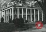 Image of Melrose estate Natchez Mississippi USA, 1939, second 10 stock footage video 65675057887