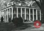 Image of Melrose estate Natchez Mississippi USA, 1939, second 11 stock footage video 65675057887