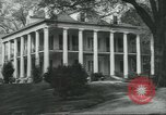 Image of Melrose estate Natchez Mississippi USA, 1939, second 12 stock footage video 65675057887