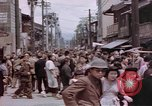 Image of Japanese people Kyoto Japan, 1945, second 5 stock footage video 65675057891