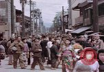 Image of Japanese people Kyoto Japan, 1945, second 6 stock footage video 65675057891