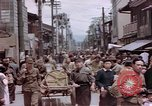 Image of Japanese people Kyoto Japan, 1945, second 12 stock footage video 65675057891