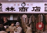 Image of market place Japan, 1945, second 9 stock footage video 65675057893