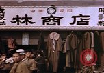Image of market place Japan, 1945, second 10 stock footage video 65675057893