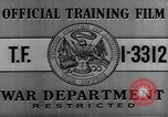 Image of army flying regulations United States USA, 1943, second 2 stock footage video 65675057896