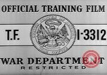 Image of army flying regulations United States USA, 1943, second 3 stock footage video 65675057896