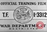 Image of army flying regulations United States USA, 1943, second 4 stock footage video 65675057896