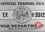 Image of army flying regulations United States USA, 1943, second 5 stock footage video 65675057896