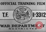 Image of army flying regulations United States USA, 1943, second 6 stock footage video 65675057896
