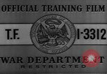 Image of army flying regulations United States USA, 1943, second 7 stock footage video 65675057896