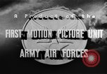 Image of army flying regulations United States USA, 1943, second 10 stock footage video 65675057896