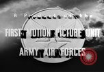 Image of army flying regulations United States USA, 1943, second 12 stock footage video 65675057896