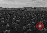Image of basic training United States USA, 1941, second 5 stock footage video 65675057899