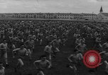 Image of basic training United States USA, 1941, second 9 stock footage video 65675057899