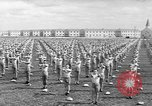 Image of basic training United States USA, 1941, second 8 stock footage video 65675057900