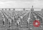 Image of basic training United States USA, 1941, second 10 stock footage video 65675057900
