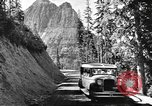 Image of Northwest US parks tourism and natural resources United States USA, 1942, second 4 stock footage video 65675057903