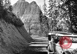 Image of Northwest US parks tourism and natural resources United States USA, 1942, second 5 stock footage video 65675057903