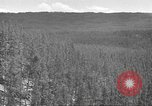 Image of lumbering Idaho United States USA, 1942, second 2 stock footage video 65675057904