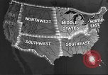 Image of animated maps Midwest United States USA, 1942, second 7 stock footage video 65675057909