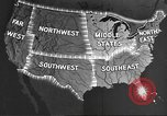 Image of animated maps Midwest United States USA, 1942, second 12 stock footage video 65675057909