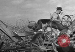 Image of farm machinery Midwest United States USA, 1942, second 3 stock footage video 65675057912