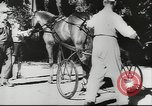 Image of horse and buggy race Vienna Austria, 1943, second 6 stock footage video 65675057926