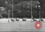 Image of horse and buggy race Vienna Austria, 1943, second 11 stock footage video 65675057926