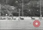 Image of horse and buggy race Vienna Austria, 1943, second 12 stock footage video 65675057926