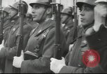 Image of Francisco Franco hosts Portuguese Prime Minister in World War II Seville Spain, 1942, second 5 stock footage video 65675057937