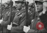 Image of Francisco Franco hosts Portuguese Prime Minister in World War II Seville Spain, 1942, second 6 stock footage video 65675057937