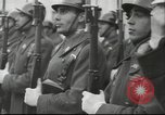 Image of Francisco Franco hosts Portuguese Prime Minister in World War II Seville Spain, 1942, second 7 stock footage video 65675057937