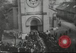 Image of wedding Le Meuse France, 1942, second 8 stock footage video 65675057941