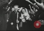 Image of wedding Le Meuse France, 1942, second 12 stock footage video 65675057941