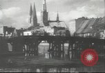 Image of damaged buildings Lubeck Germany, 1942, second 4 stock footage video 65675057943