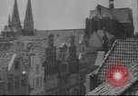 Image of damaged buildings Lubeck Germany, 1942, second 8 stock footage video 65675057943