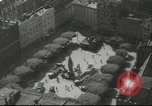 Image of damaged buildings Lubeck Germany, 1942, second 9 stock footage video 65675057943