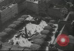Image of damaged buildings Lubeck Germany, 1942, second 10 stock footage video 65675057943