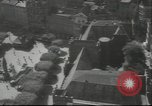 Image of damaged buildings Lubeck Germany, 1942, second 12 stock footage video 65675057943