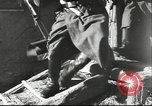 Image of German troops Donets Basin Ukraine, 1942, second 8 stock footage video 65675057945