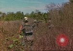 Image of 49th Infantry Brigade Binh Phuoc Vietnam, 1970, second 10 stock footage video 65675057983