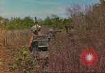 Image of 49th Infantry Brigade Binh Phuoc Vietnam, 1970, second 11 stock footage video 65675057983
