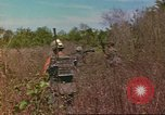 Image of 49th Infantry Brigade Binh Phuoc Vietnam, 1970, second 12 stock footage video 65675057983