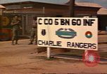 Image of 60th Infantry Regiment Rach Kien Vietnam, 1970, second 12 stock footage video 65675057986